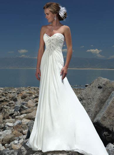 bride.ca   Best Beach Wedding Dresses in Canada, 2010
