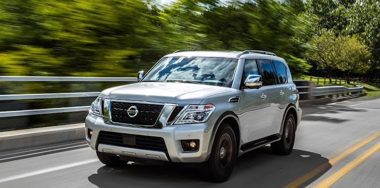Nissan Armada Towing Capacity 2017