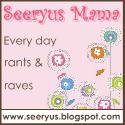 Seeryus Mama flowers button