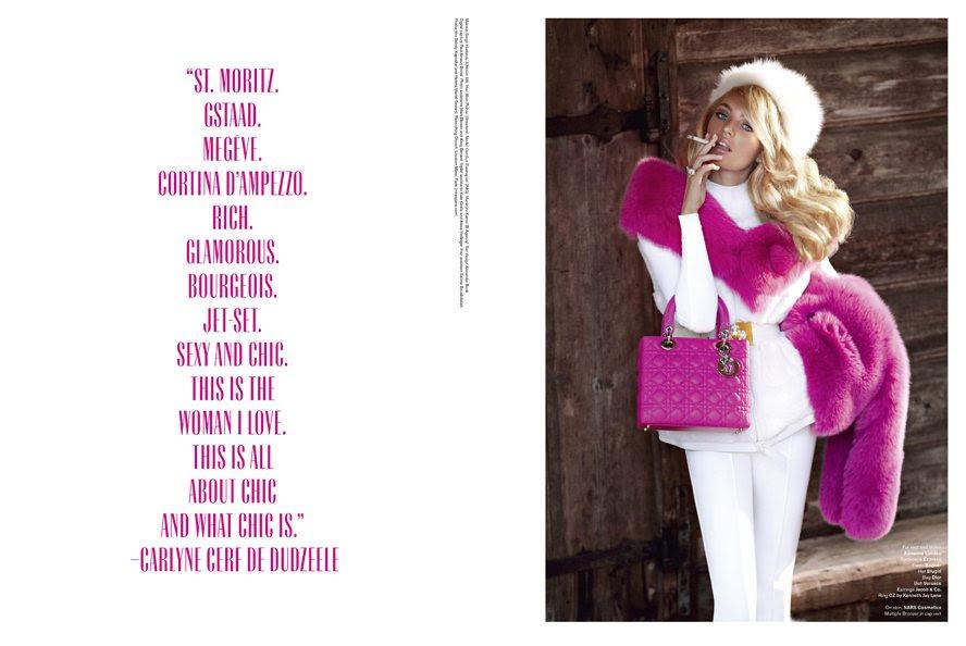 candice swanepoel4 Candice Swanepoel by Sebastian Faena for <em>V Magazine</em> #74