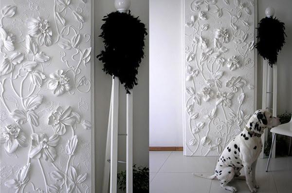 Zoya Olefir's Unique Wall Decor | InteriorHolic.