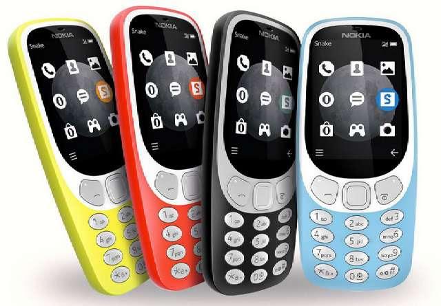 Nokia 3310 3G Model