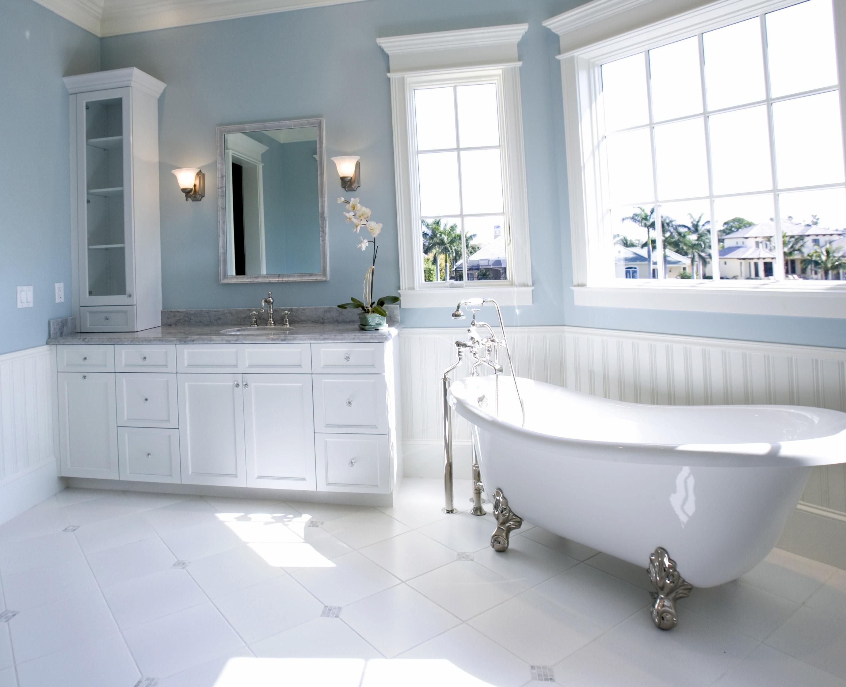 10 benefits of Light blue wall paint colors | Warisan Lighting