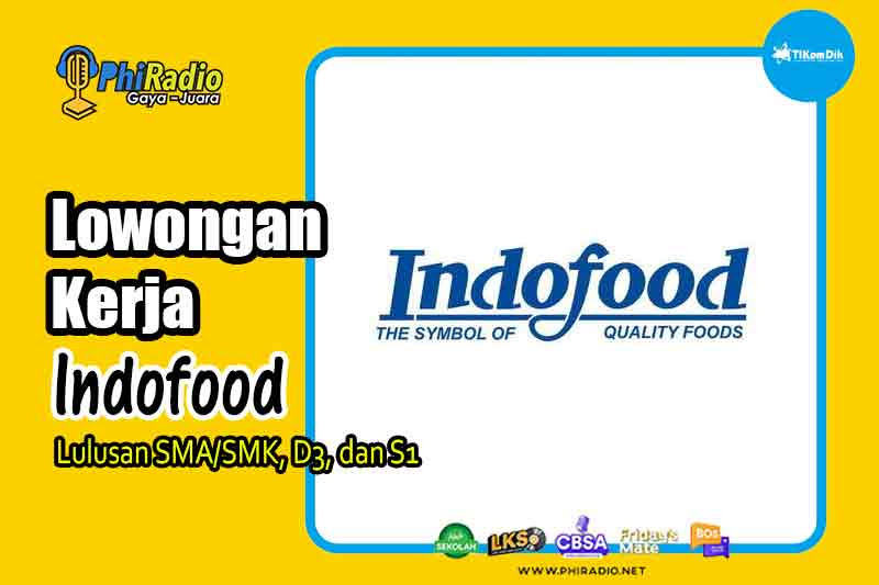Loker Indofood Palembang Apply Hari Ini Hugo Job Loker