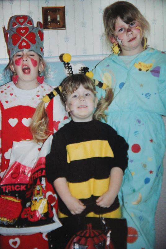 blog lovelymissmegs megan Halloween