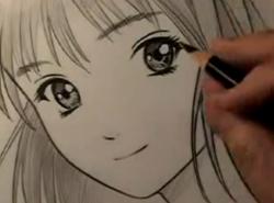 Wie man Manga - Augen zeichnet - Schritt für Schritt - Wie ...