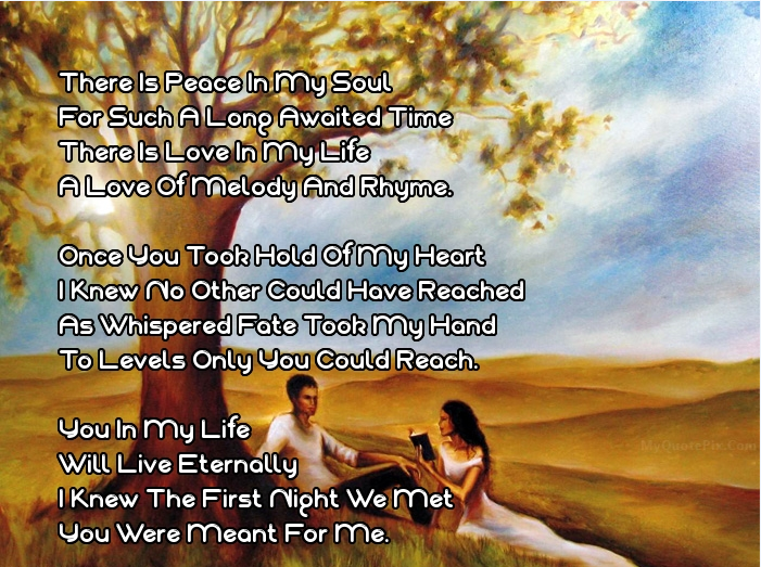 Love Poems For Your Boyfriend That Will Make Him Cry
