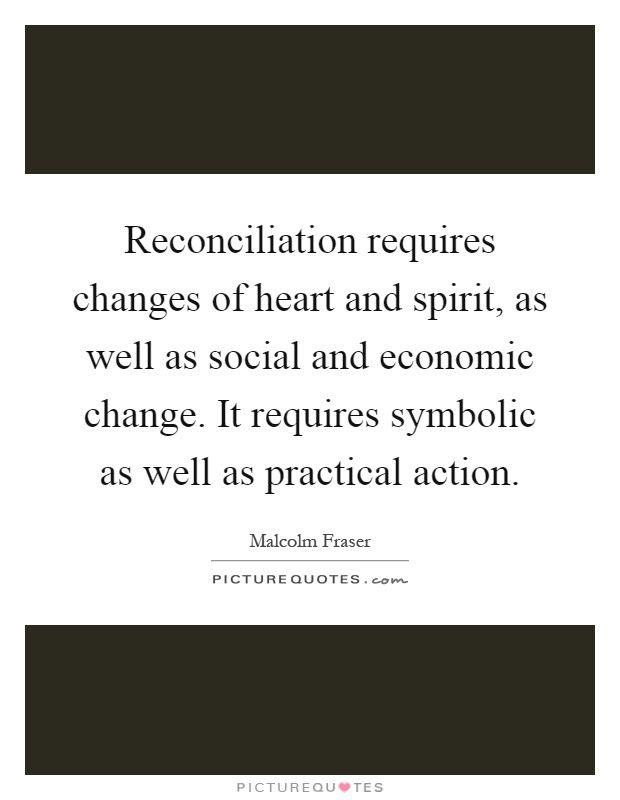 Image result for reconciliation Requires Change