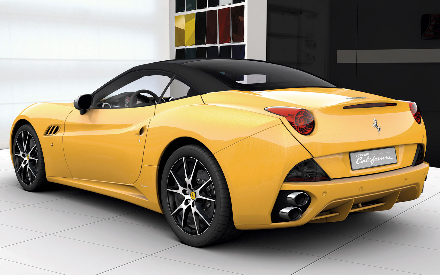 That Few? Only Two Ferrari Californias Sold With Manual ...