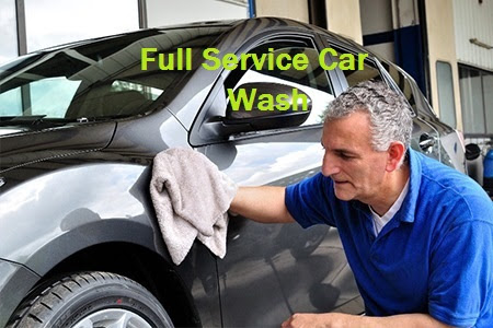 Full Service Car Wash A Complete Guide - Car Detailing Near Me