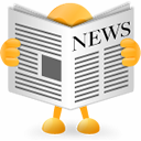 Image result for NEWS ICON