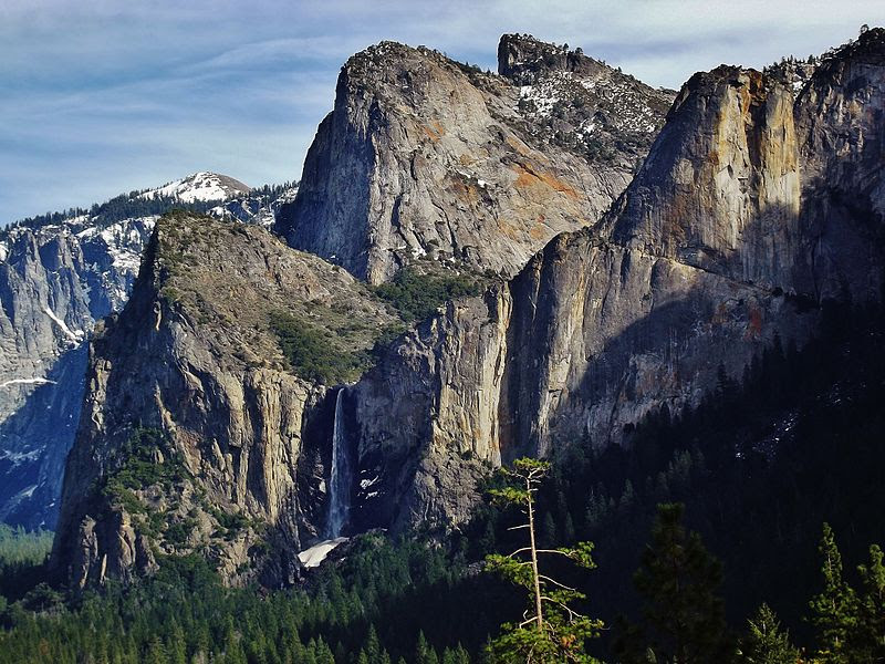 File:Bridalveil Fall and valley.JPG