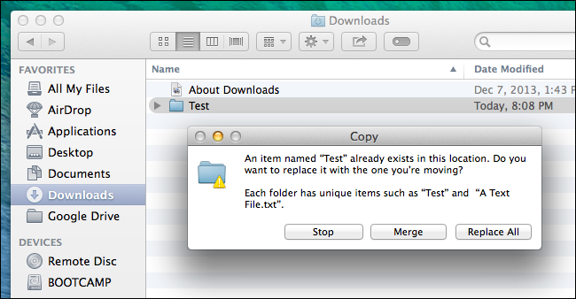 How to Merge Folders on Mac OS X Without Losing All Your Files (Seriously) - Tips general news