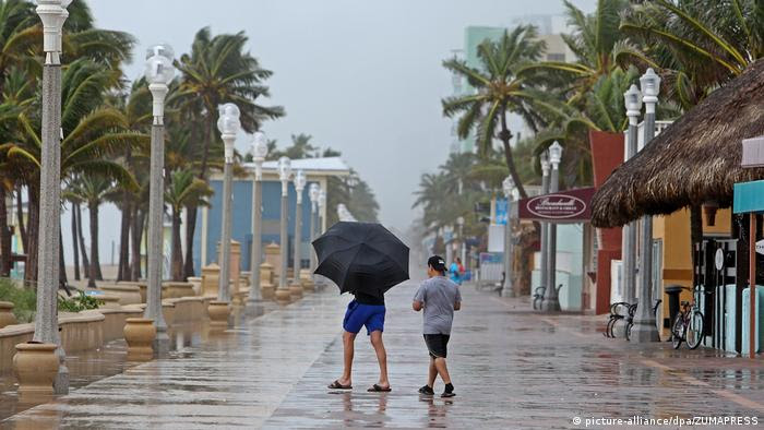 USA Hurricane Matthew in Florida (picture-alliance/dpa/ZUMAPRESS)