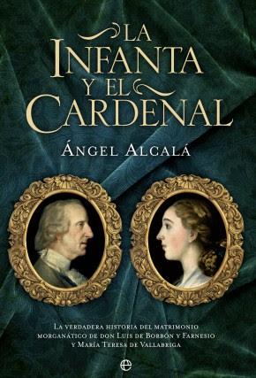 Portada de La infanta y el cardenal
