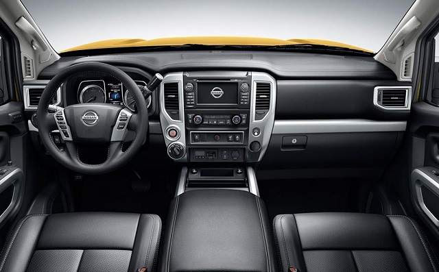 2019 nissan frontier pro4x changes price  20202021