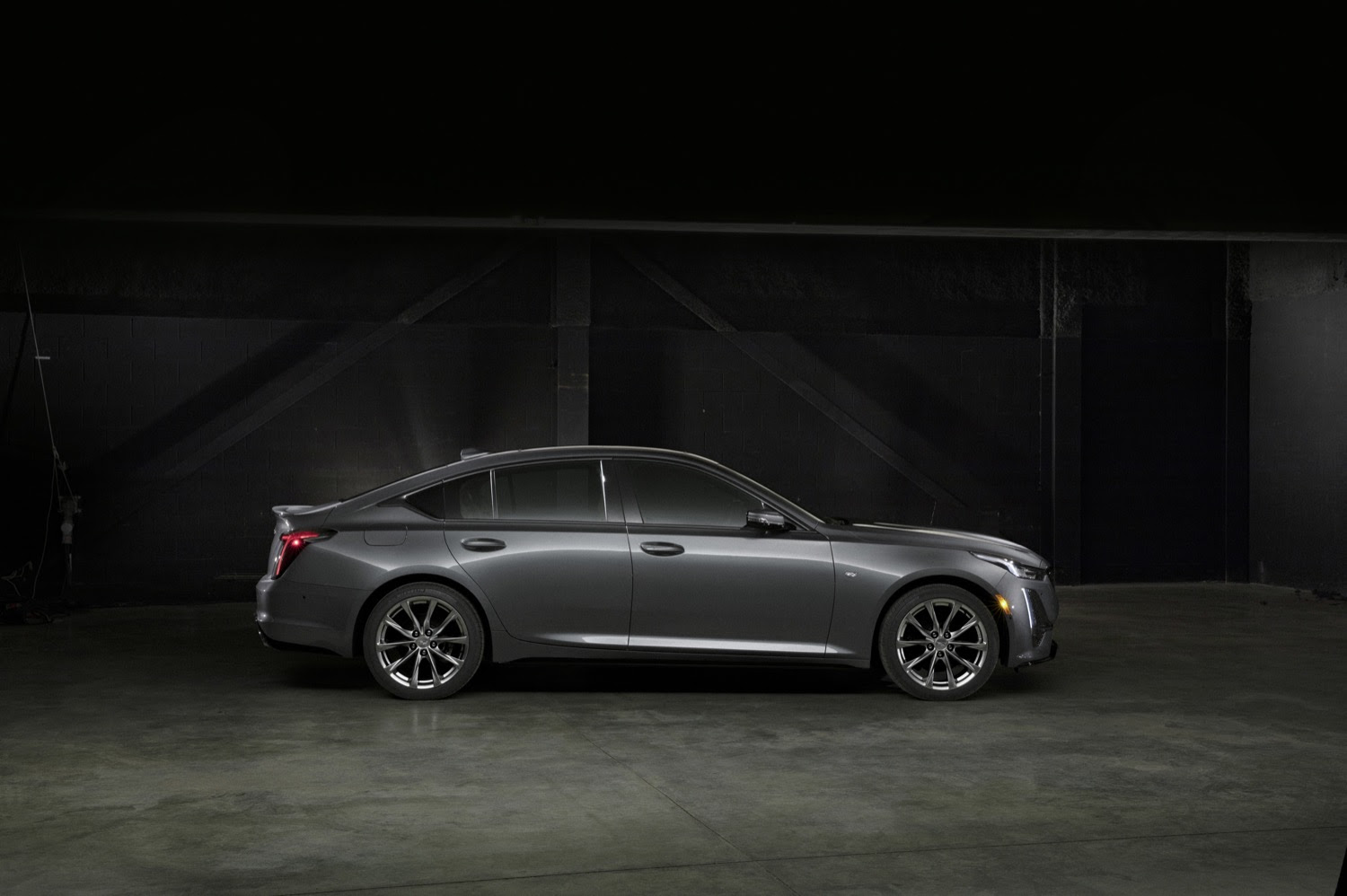 This Is The 2020 Cadillac CT5: Breaking | GM Authority