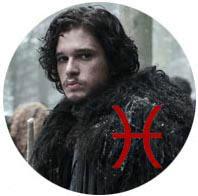 Peixes: Jon Snow-horoscopo-Mudo Nerd Info