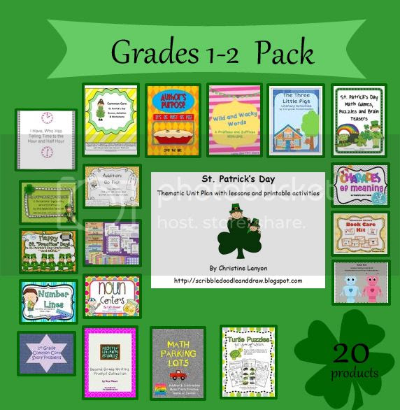 Are you feeling lucky contest grade 1 and grade 2 teaching resources