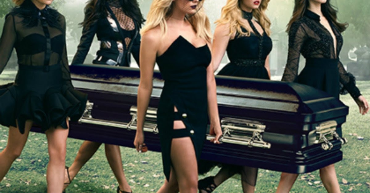 Wann Kommt Die 7 Staffel Von Pretty Little Liars