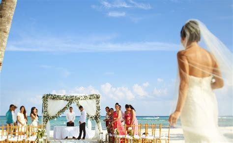 Your Average Cost of an All Inclusive Wedding in Mexico in