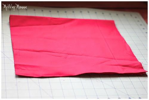 MWM Red 2 tier Halloween Skirt Oct 2012 22