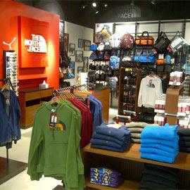 The North Face Store At 10801 Corkscrew Road 119 Estero Fl