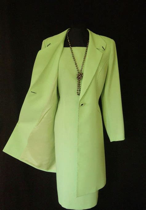 condici  piece light green lined short sleeved fitted