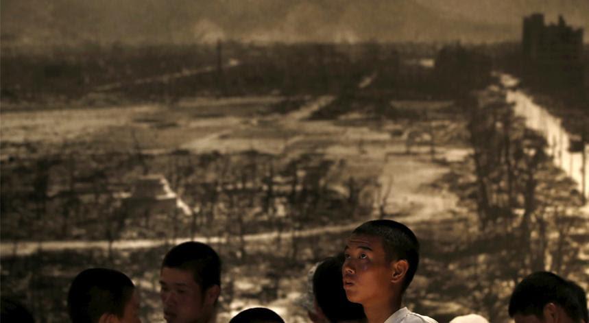 Há 70 anos, a primeira antevisão do inferno nuclear