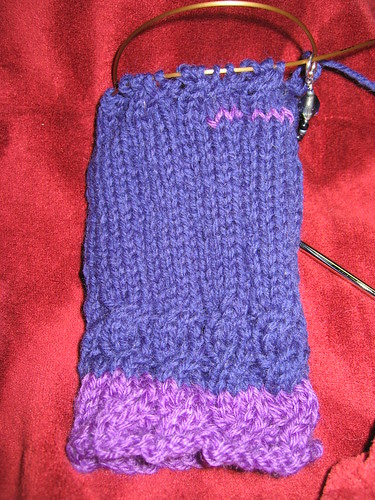 Fetching Mitt, mostly done