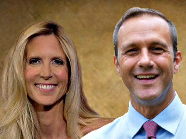 Ann Coulter and Paul Nehlen