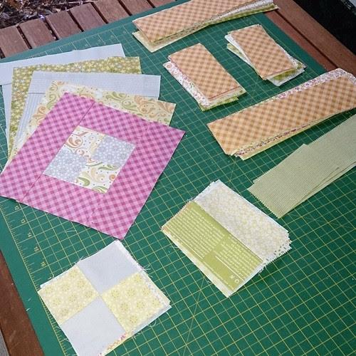 Pastel boxes
