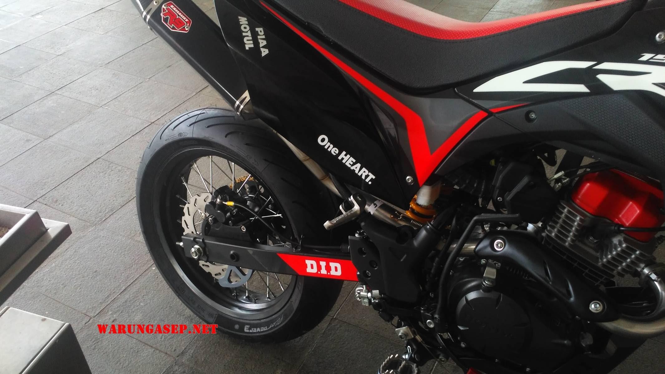 Honda Crf150l 2018 187 Warungasep WARUNGASEP