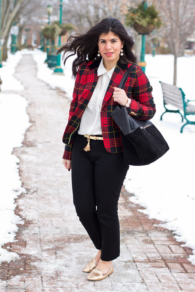 red plaid blazer and gold-1.jpg