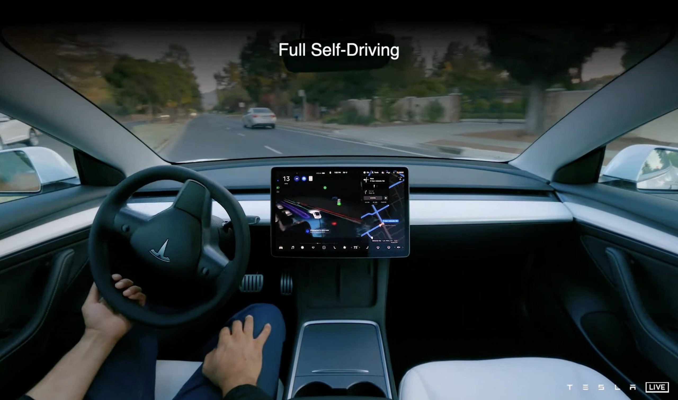 Tesla's Full Self-Driving Beta makes its way to Canada