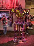 Reel Steel robot