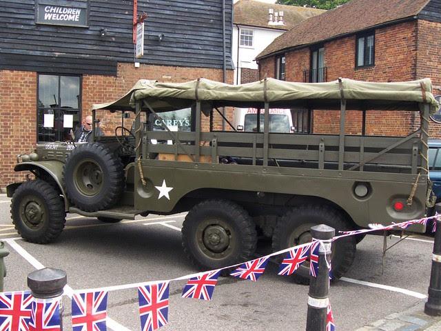 P1080684 WW2 military vehicles