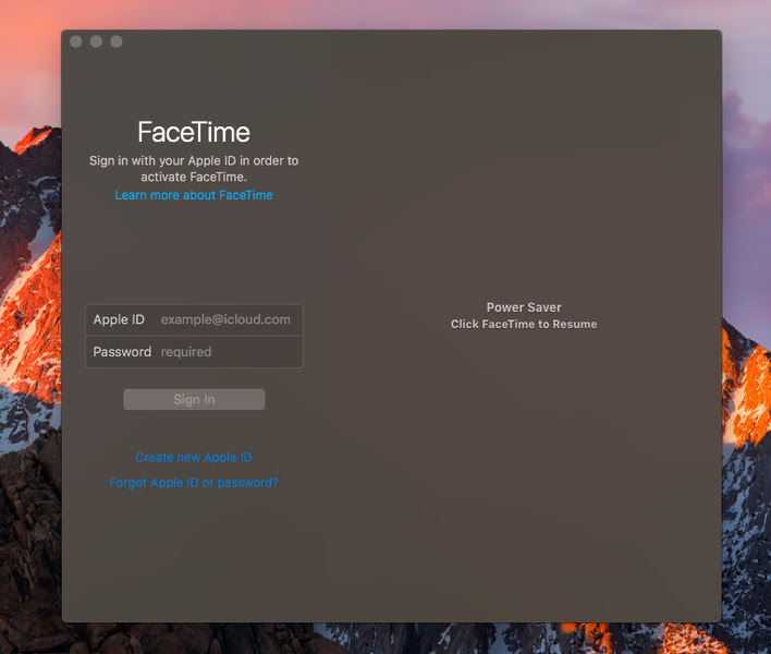 Use FaceTime For The First Time On Mac - How To Use FaceTime