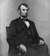 While Lincoln is usually portrayed bearded, he first grew a beard in late 1860, at the suggestion of 11-year-old Grace Bedell and others