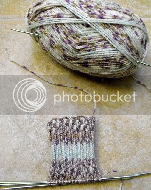 Mint Ribbed Socks