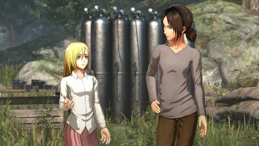Attack On Titan 2 Gift Giving Guide