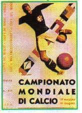 A História das Copas - 1934