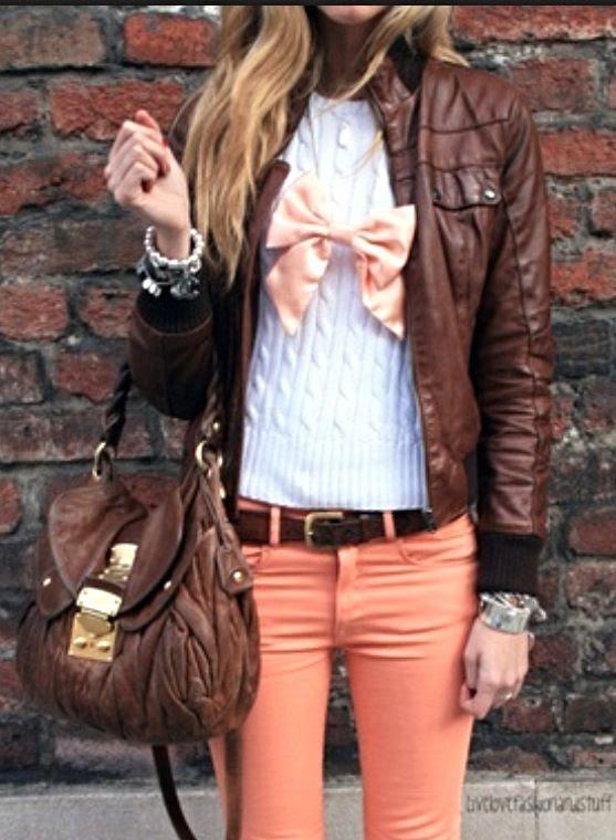 Fall Preppy Fashion