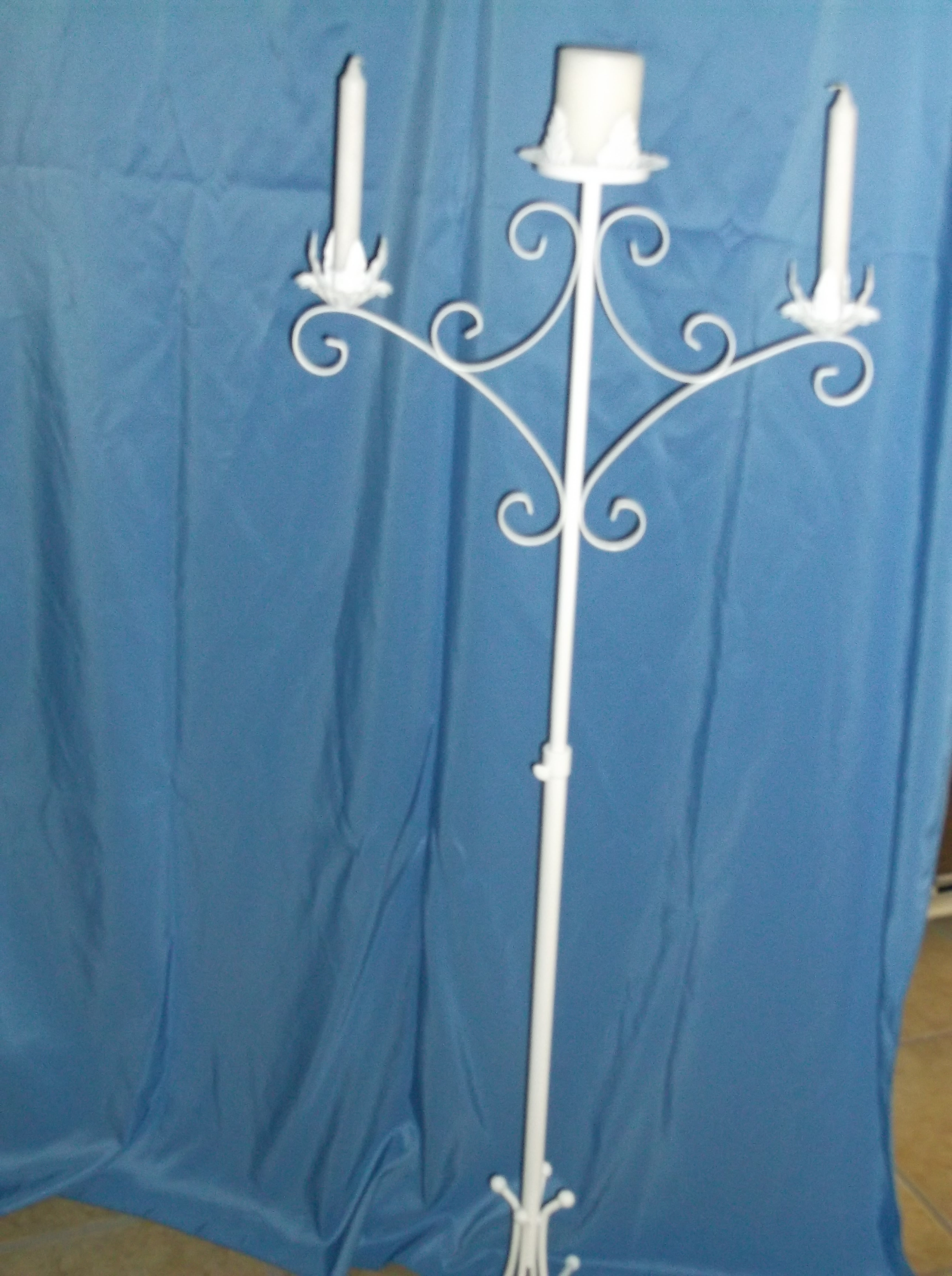 Candle Holders & Stands - Tye-One-J Rentals