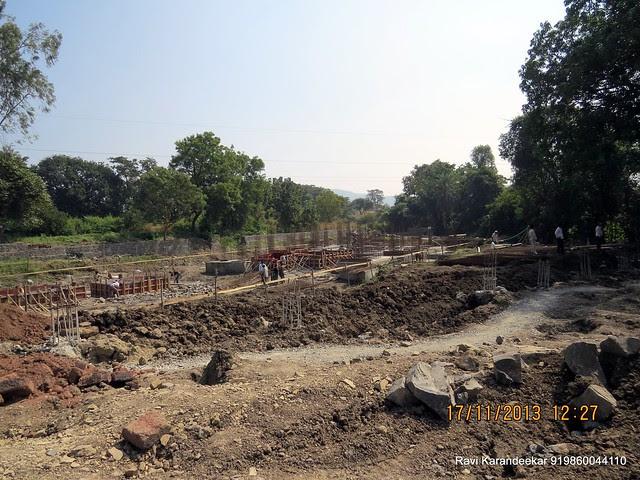 "Construction has begun - Visit Amit Rujuta Ventures' ""Gloria"" 1 BHK 1.5 BHK 2 BHK Flats at Nande near Hinjewadi on Pirangut Nande  Road Taluka Mulshi District Pune 412115"