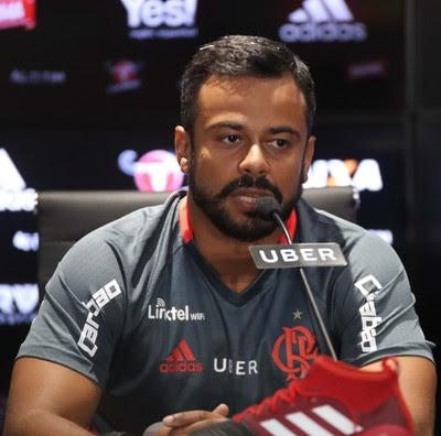 Daniel Gonçalves, Flamengo (Foto: Gilvan de Souza/Flamengo)