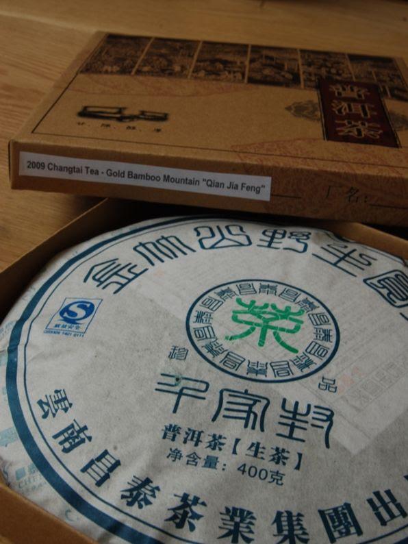 2009 Qianjiafeng Jinzhushan