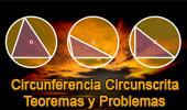 Circunferencia Circunscrita: Teoremas y Problemas.