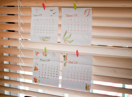 calendario mesa 2011-9