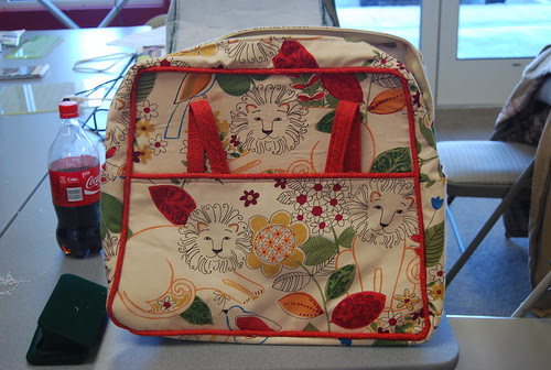 Janice's Weekender Bag